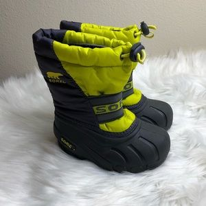 Sorel Snow Boots Unisex Size 8 (Toddlers)